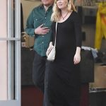 Kirsten Dunst Leaves the Dry Cleaners with Her Fiance Jesse Plemons in LA
