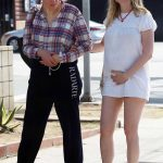 Kirsten Dunst Was Spotted on a Lunch Date in Los Feliz