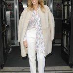 Kylie Minogue Leaves BBC Radio 2 in London