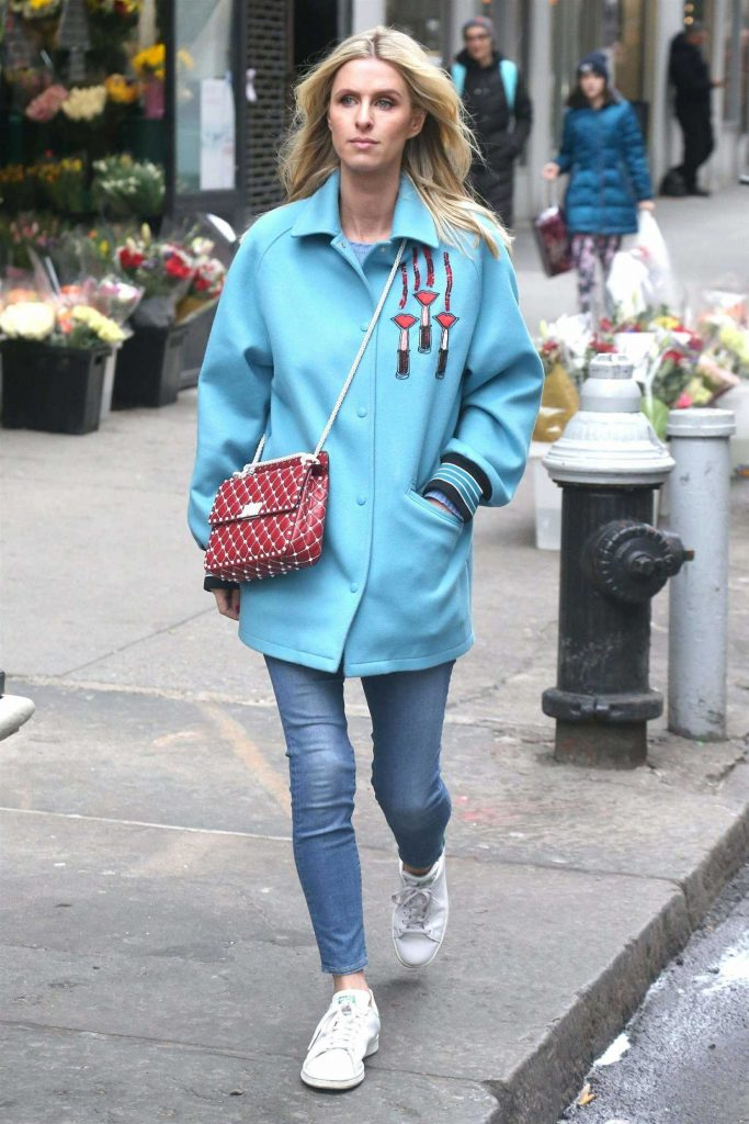 Nicky Hilton Was Seen Out in New York City-2