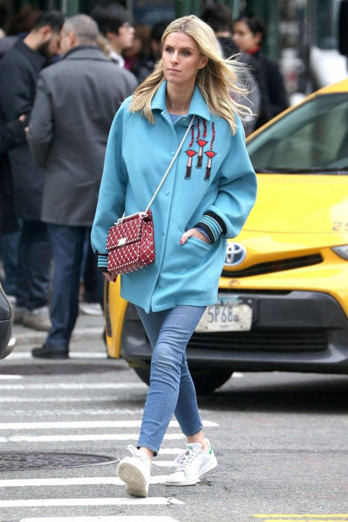 Nicky Hilton Was Seen Out in New York City-3