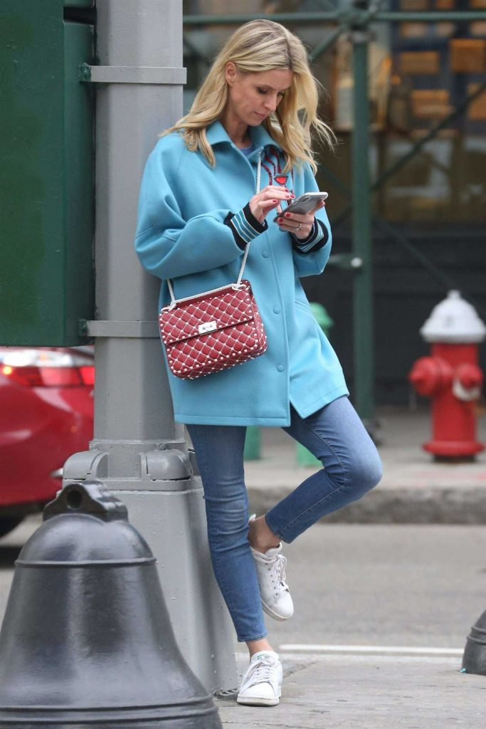 Nicky Hilton Was Seen Out in New York City-4