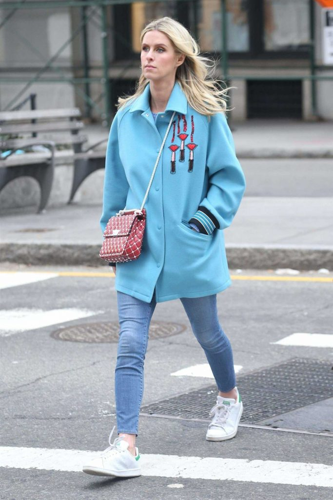 Nicky Hilton Was Seen Out in New York City-5