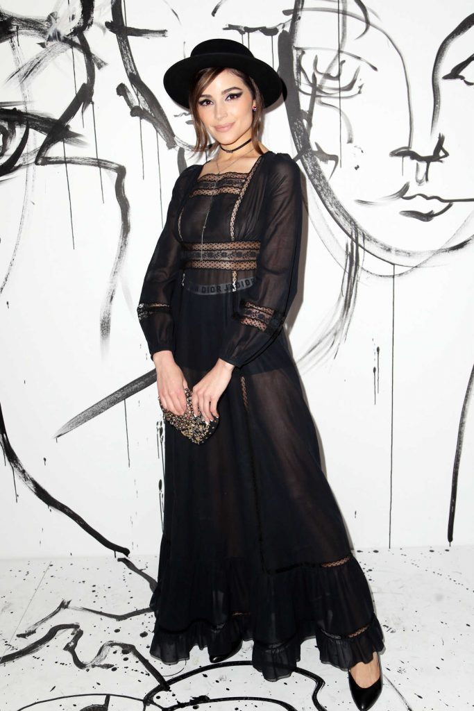 Olivia Culpo at the Dior Collection Launch Party During New York Fashion Week-2