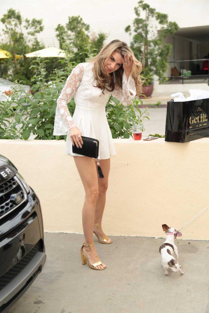 Rachel McCord Leaves Impressions Vanity in West Hollywood-3