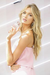 Romee Strijd Celebrates the Launch of Victoria's Secret Bombshell Seduction Fragrance in Miami-5