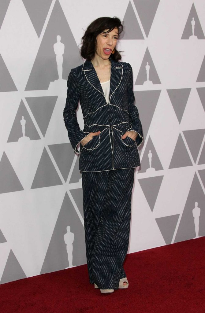 Sally Hawkins at the 90th Annual Academy Awards Nominee Luncheon in Beverly Hills-2