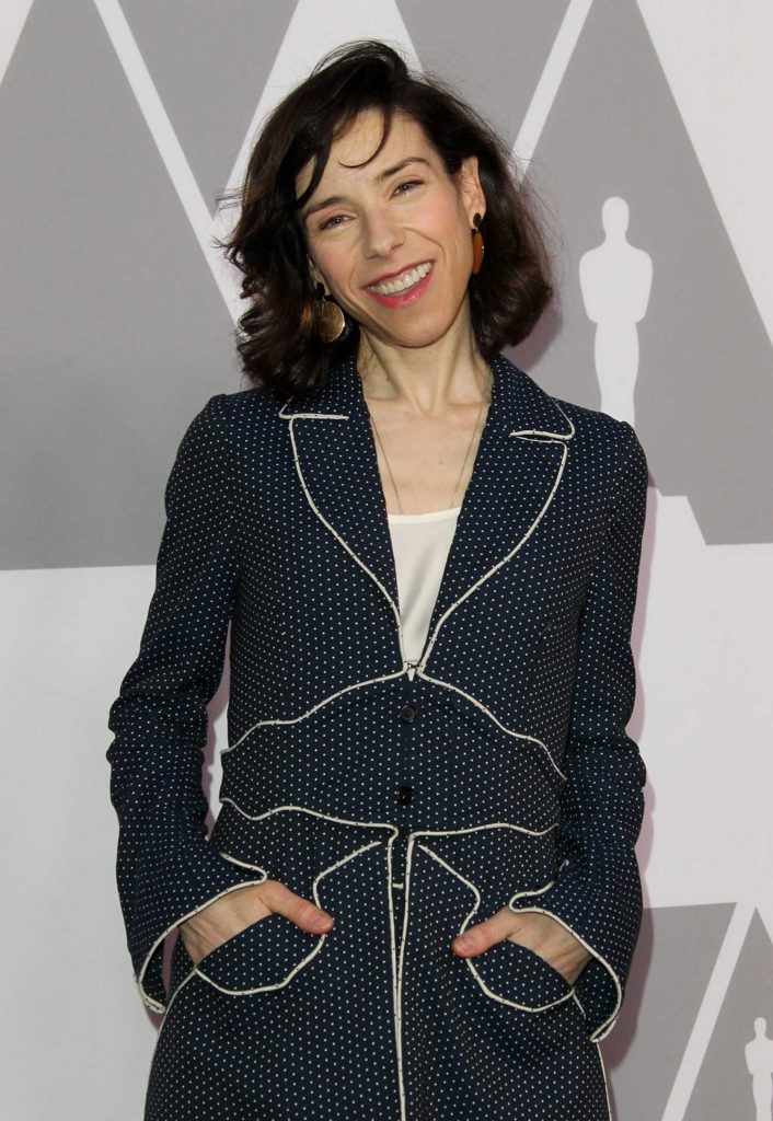 Sally Hawkins at the 90th Annual Academy Awards Nominee Luncheon in Beverly Hills-3
