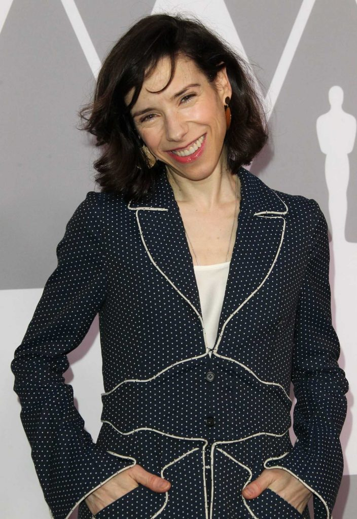 Sally Hawkins at the 90th Annual Academy Awards Nominee Luncheon in Beverly Hills-4