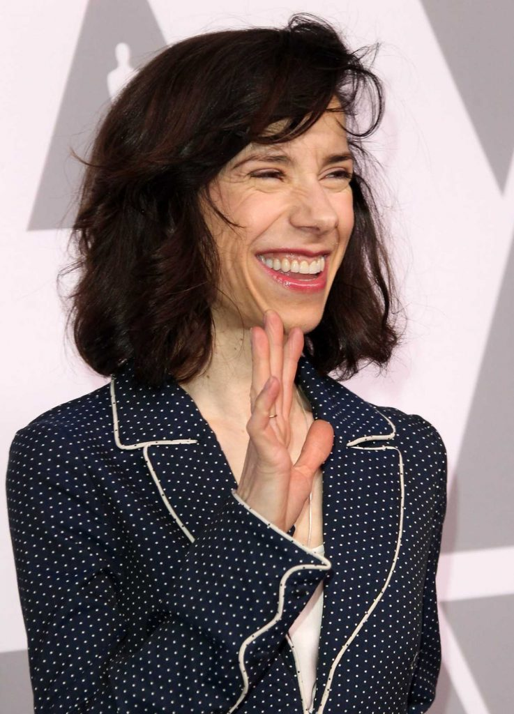 Sally Hawkins at the 90th Annual Academy Awards Nominee Luncheon in Beverly Hills-5