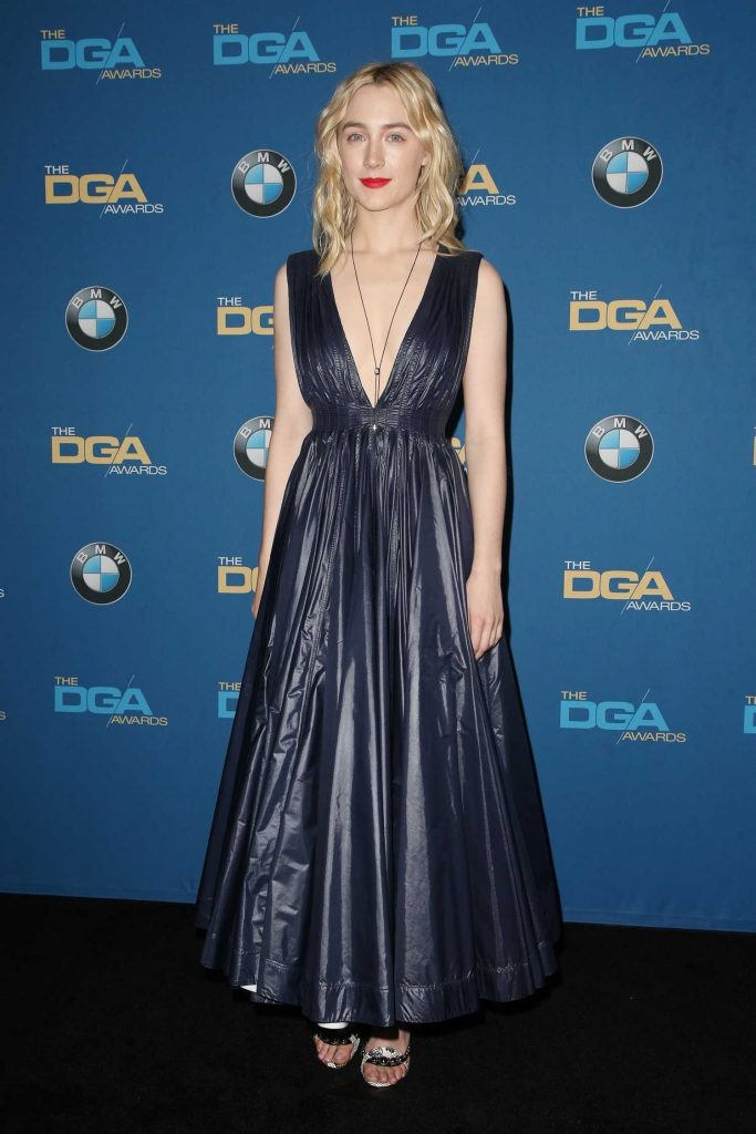 Saoirse Ronan at the 70th Annual Directors Guild Awards in Los Angeles-1