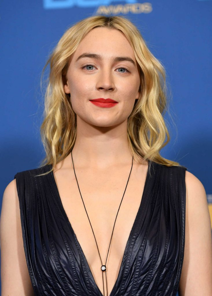 saoirse ronan at the 70th annual directors guild awards in