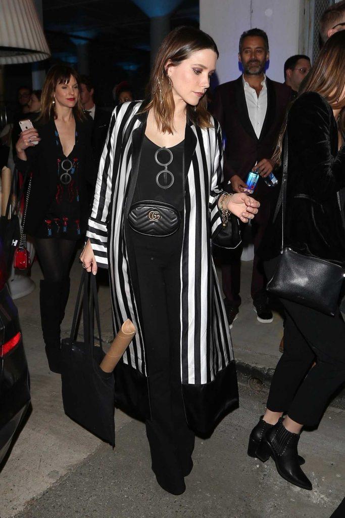 Sophia Bush Arrives at Mr Chow's Restaurant in Vernon-3