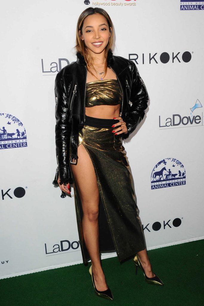 Tinashe at Hollywood Beauty Awards in Los Angeles-1