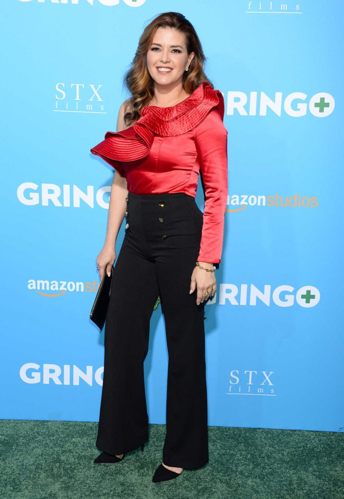 Alicia Machado at Gringo Premiere in Los Angeles-3