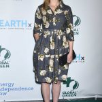 Amy Smart at the 15th Annual Global Green Pre-Oscar Gala in Los Angeles