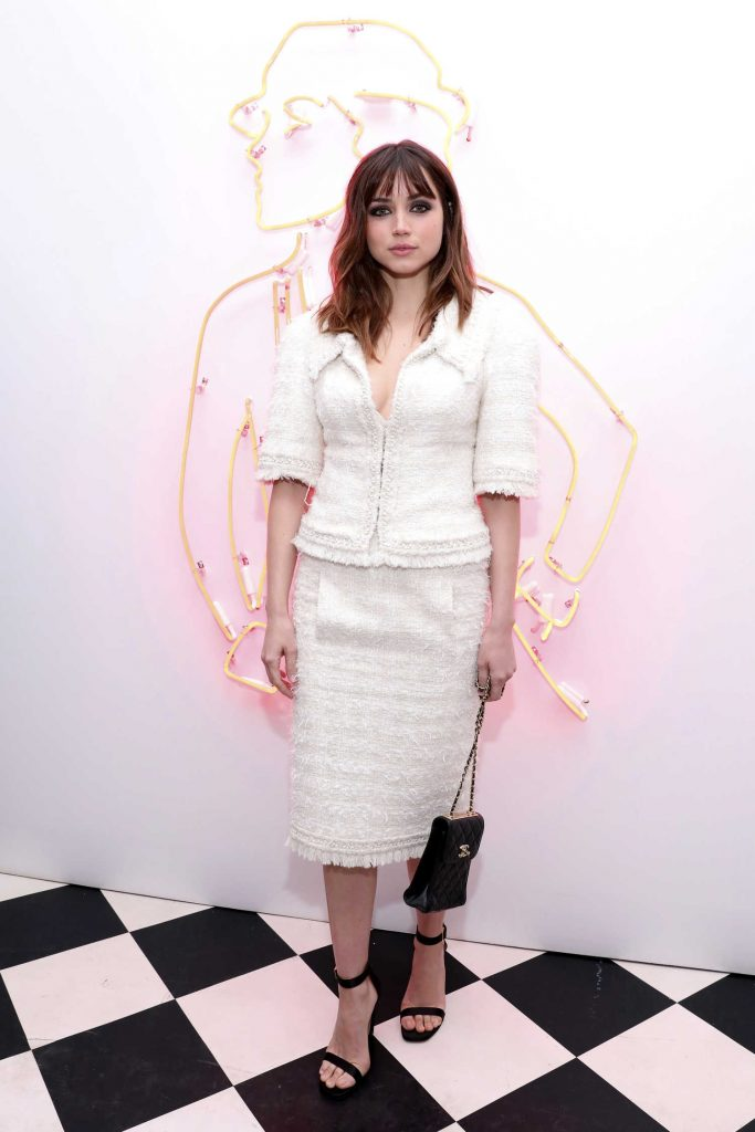 Ana de Armas Attends the Chanel Party to Celebrate the Chanel Beauty House in LA-2
