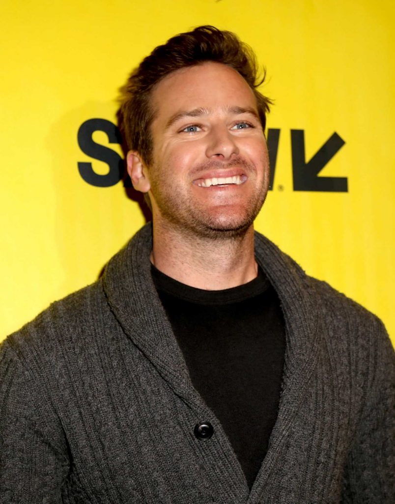 Armie Hammer at the Final Portrait Premiere During the SXSW Festival in Austin-5