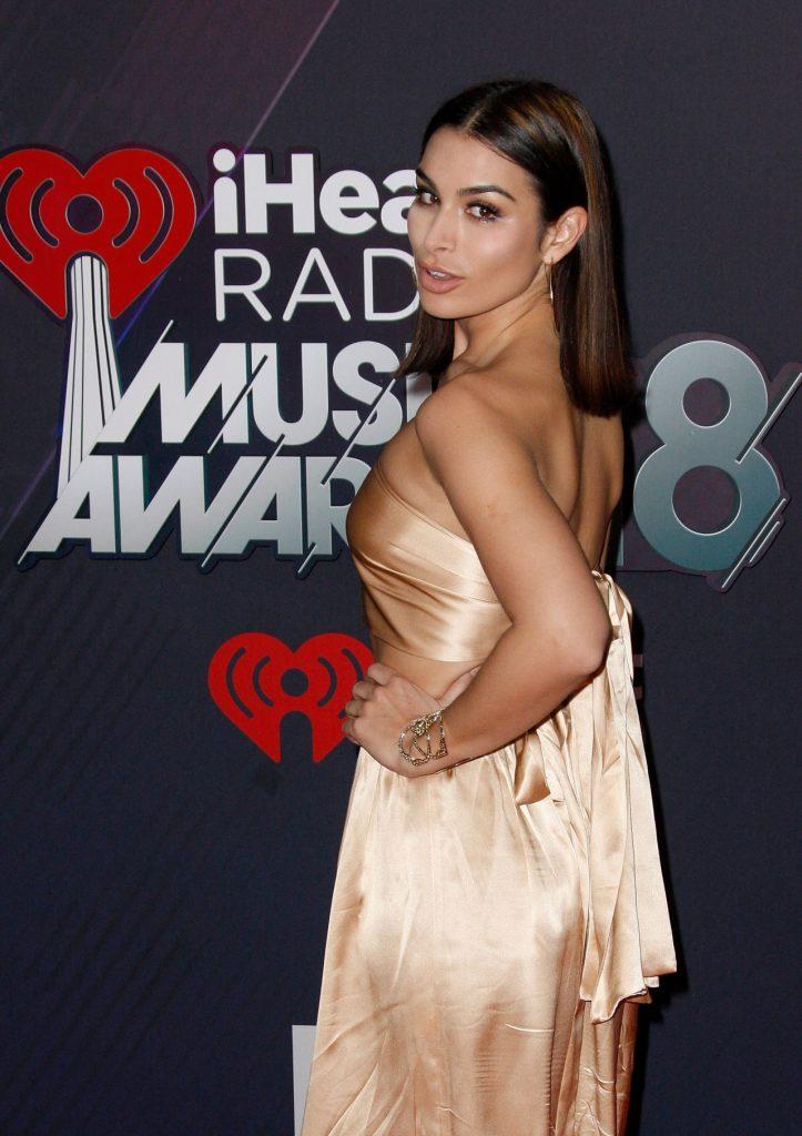 Ashley Iaconetti at 2018 iHeartRadio Music Awards in Inglewood-3