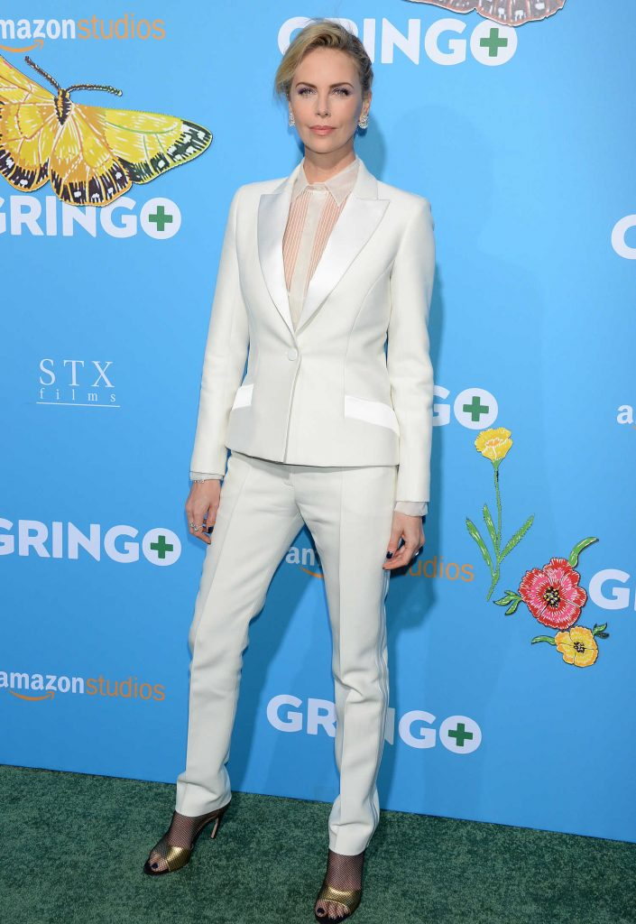 Charlize Theron at Gringo Premiere in Los Angeles-1