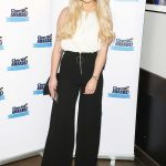 Chyna Ellis at the Chortle Awards in London
