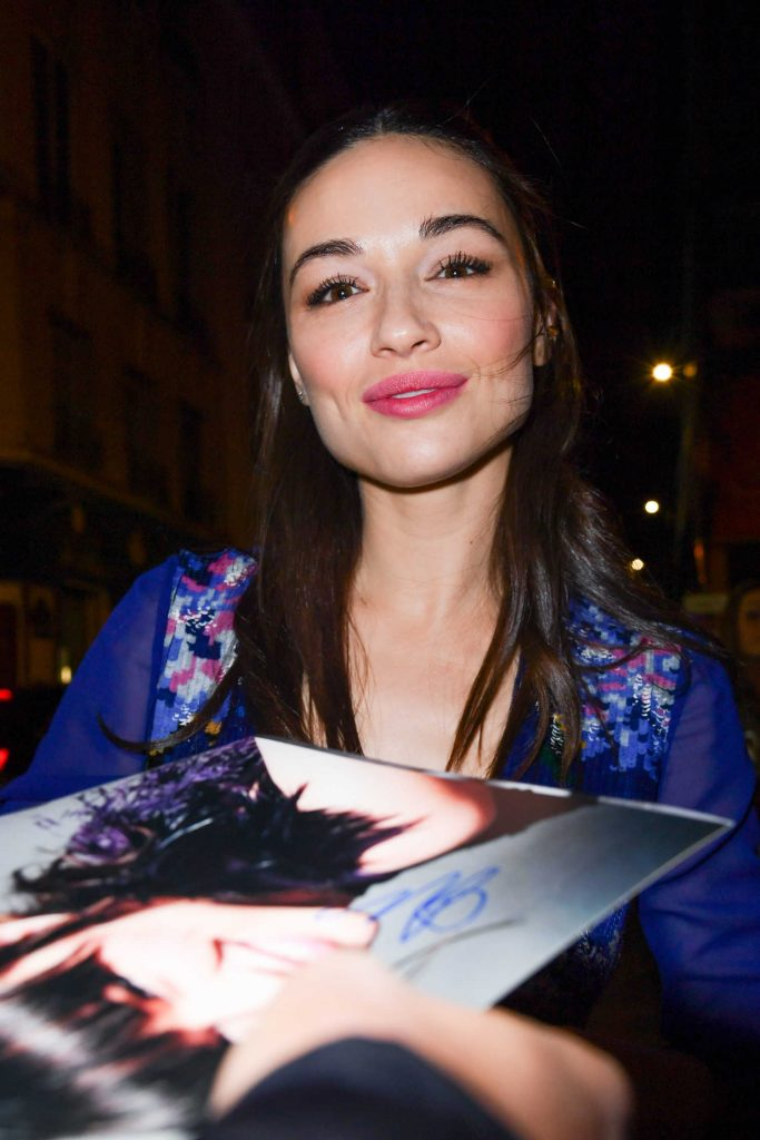 Crystal Reed Arrives at the Ghostland Premiere in Paris-5