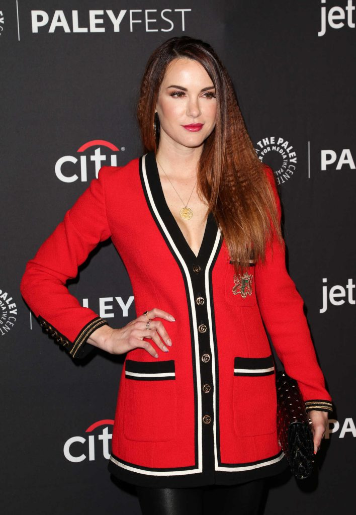 Danneel Ackles at the Supernatural Screening During the 35th Annual Paleyfest Los Angeles at Dolby Theatre in Hollywood-3