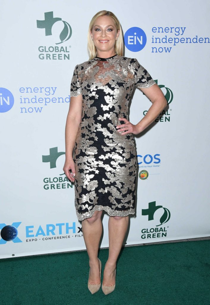 Elisabeth Rohm at the 15th Annual Global Green Pre-Oscar Gala in Los Angeles-2