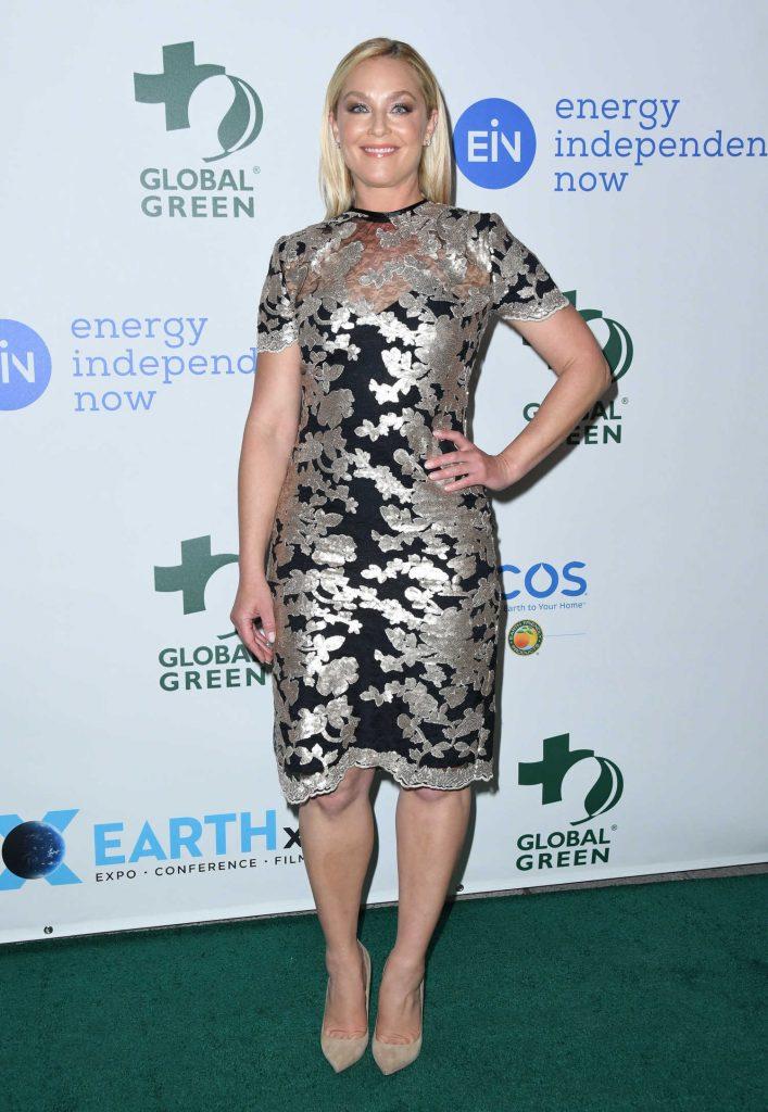 Elisabeth Rohm at the 15th Annual Global Green Pre-Oscar Gala in Los Angeles-2