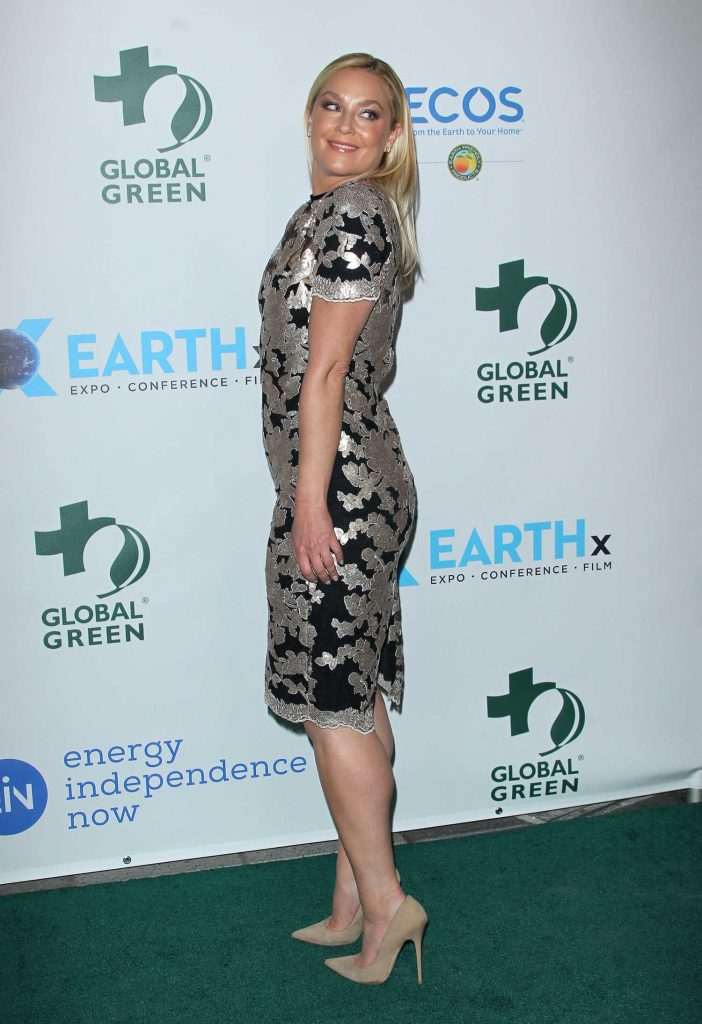 Elisabeth Rohm at the 15th Annual Global Green Pre-Oscar Gala in Los Angeles-3
