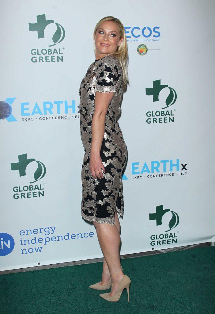 Elisabeth Rohm at the 15th Annual Global Green Pre-Oscar Gala in Los Angeles-3