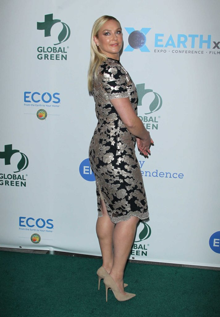 Elisabeth Rohm at the 15th Annual Global Green Pre-Oscar Gala in Los Angeles-4