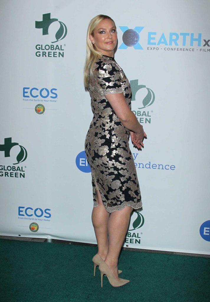 Elisabeth Rohm at the 15th Annual Global Green Pre-Oscar Gala in Los Angeles-4