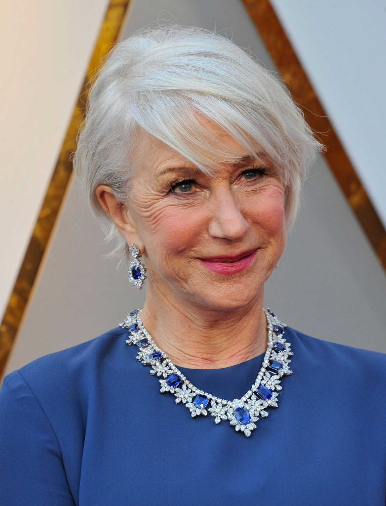 Helen Mirren at the 90th Annual Academy Awards in Los Angeles-5