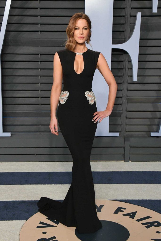Kate Beckinsale at 2018 Vanity Fair Oscar Party in Beverly Hills-1