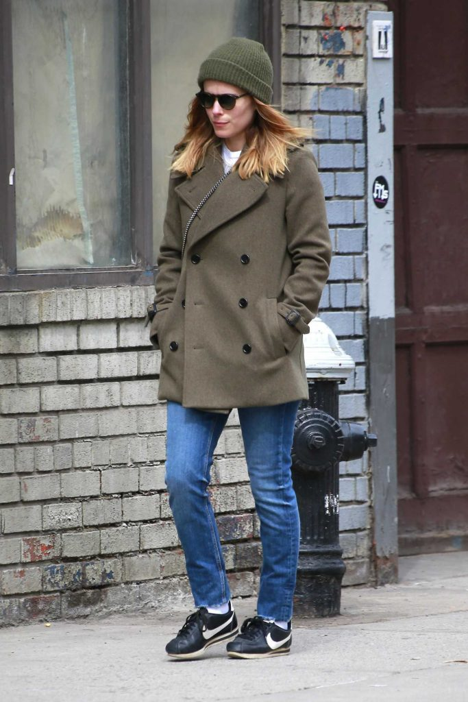 Kate Mara Takes a Stroll in SoHo, New York-1