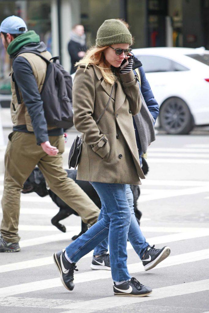 Kate Mara Takes a Stroll in SoHo, New York-4