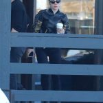 Lady Gaga Was Spotted with fiancé Christian Carino in Los Angeles