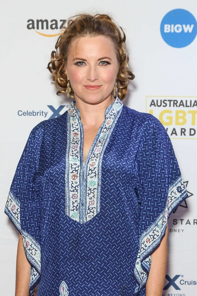 Lucy Lawless at Australian LGBTI Awards at The Star in ... Natalie Portman