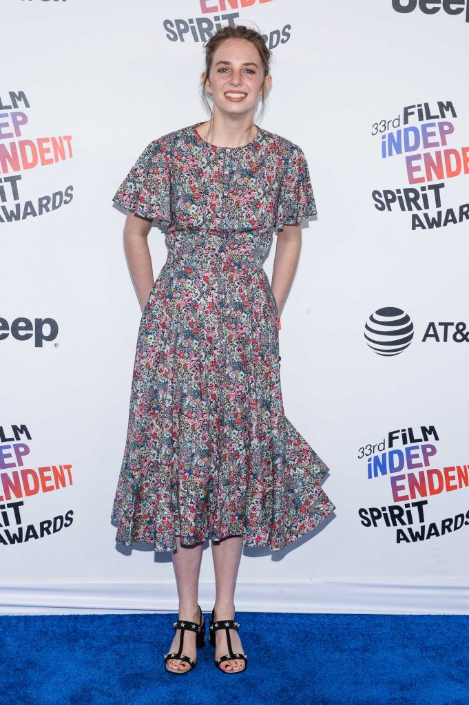 Maya Thurman-Hawke at the 33rd Film Independent Spirit Awards in Santa Monica-1