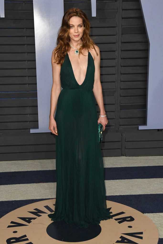 Michelle Monaghan at 2018 Vanity Fair Oscar Party in Beverly Hills-1