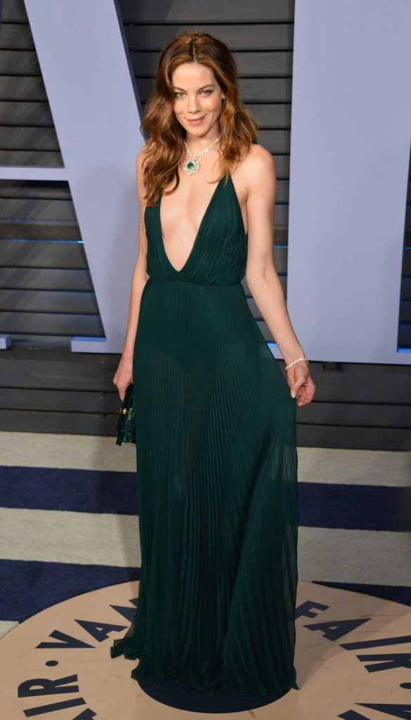 Michelle Monaghan at 2018 Vanity Fair Oscar Party in Beverly Hills-2