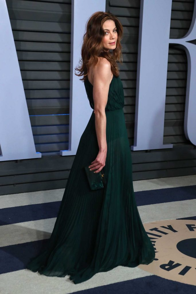 Michelle Monaghan at 2018 Vanity Fair Oscar Party in Beverly Hills-3