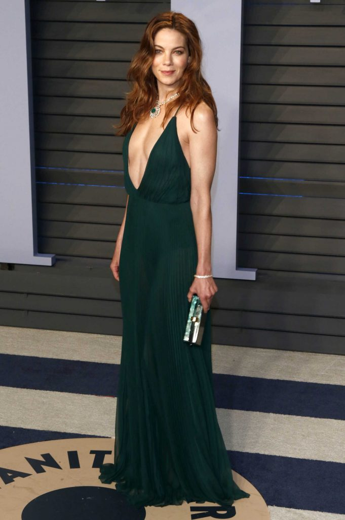 Michelle Monaghan at 2018 Vanity Fair Oscar Party in Beverly Hills-4
