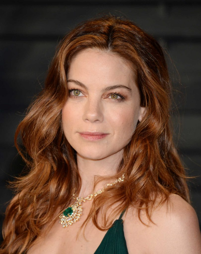 Michelle Monaghan at 2018 Vanity Fair Oscar Party in Beverly Hills-5