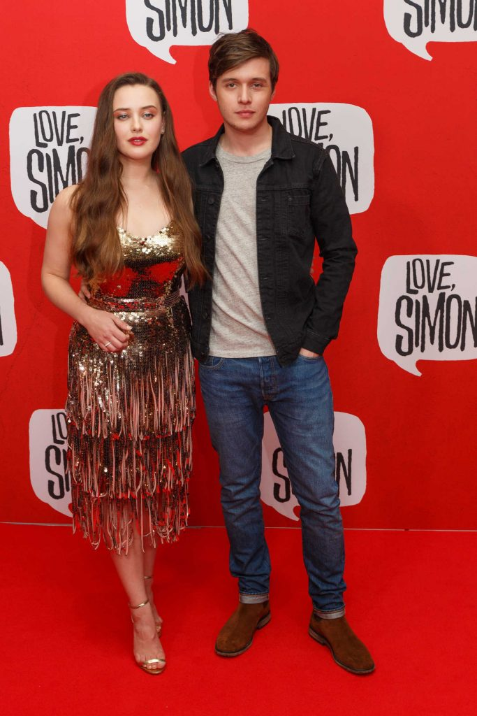 Nick Robinson at the Love, Simon Premiere in Sydney-3