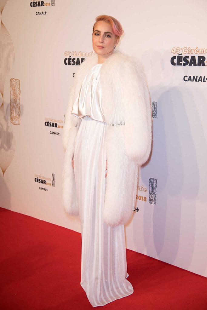Noomi Rapace at 2018 Cesar Film Awards at Salle Pleyel in Paris-2