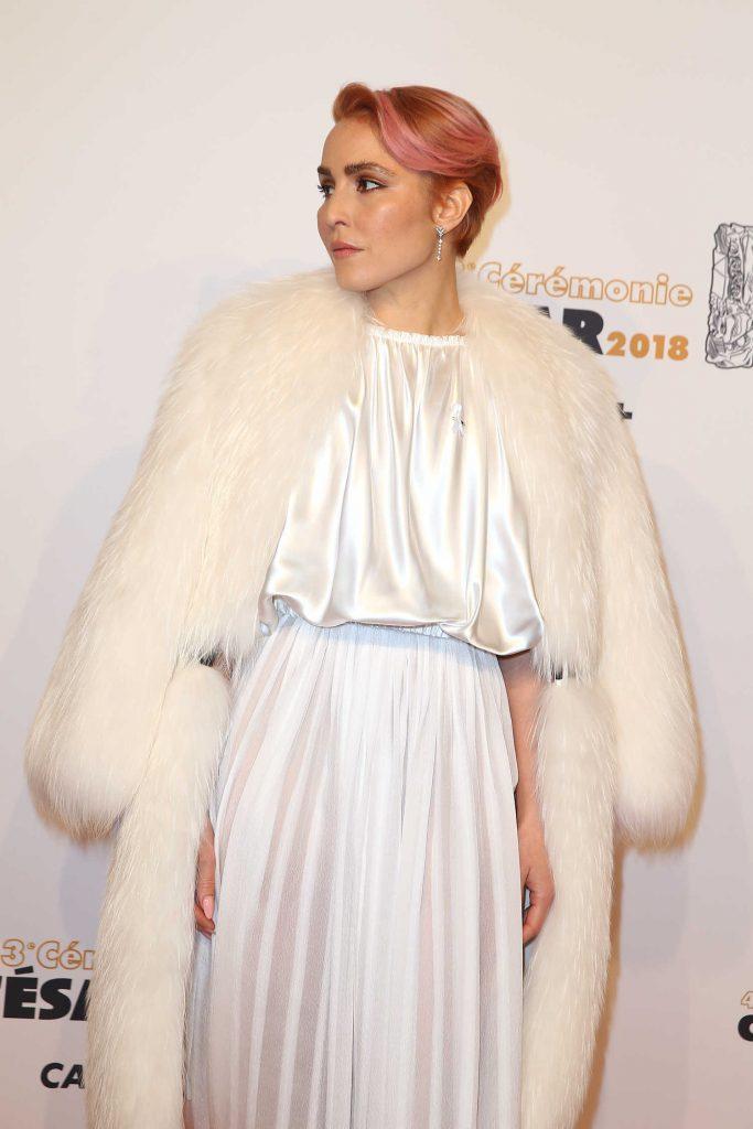 Noomi Rapace at 2018 Cesar Film Awards at Salle Pleyel in Paris-3