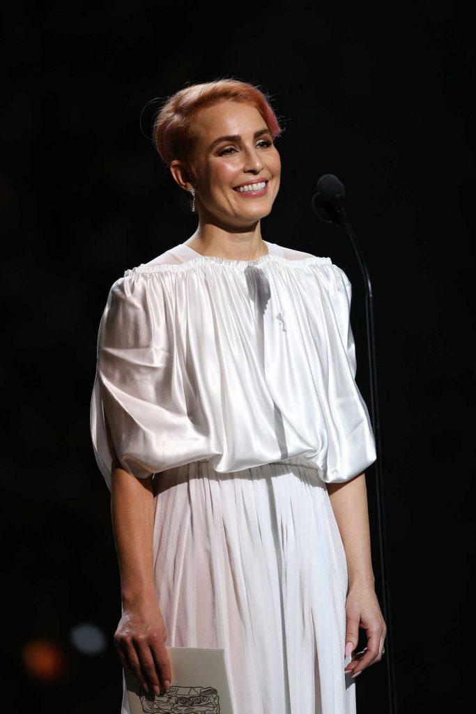 Noomi Rapace at 2018 Cesar Film Awards at Salle Pleyel in Paris-5