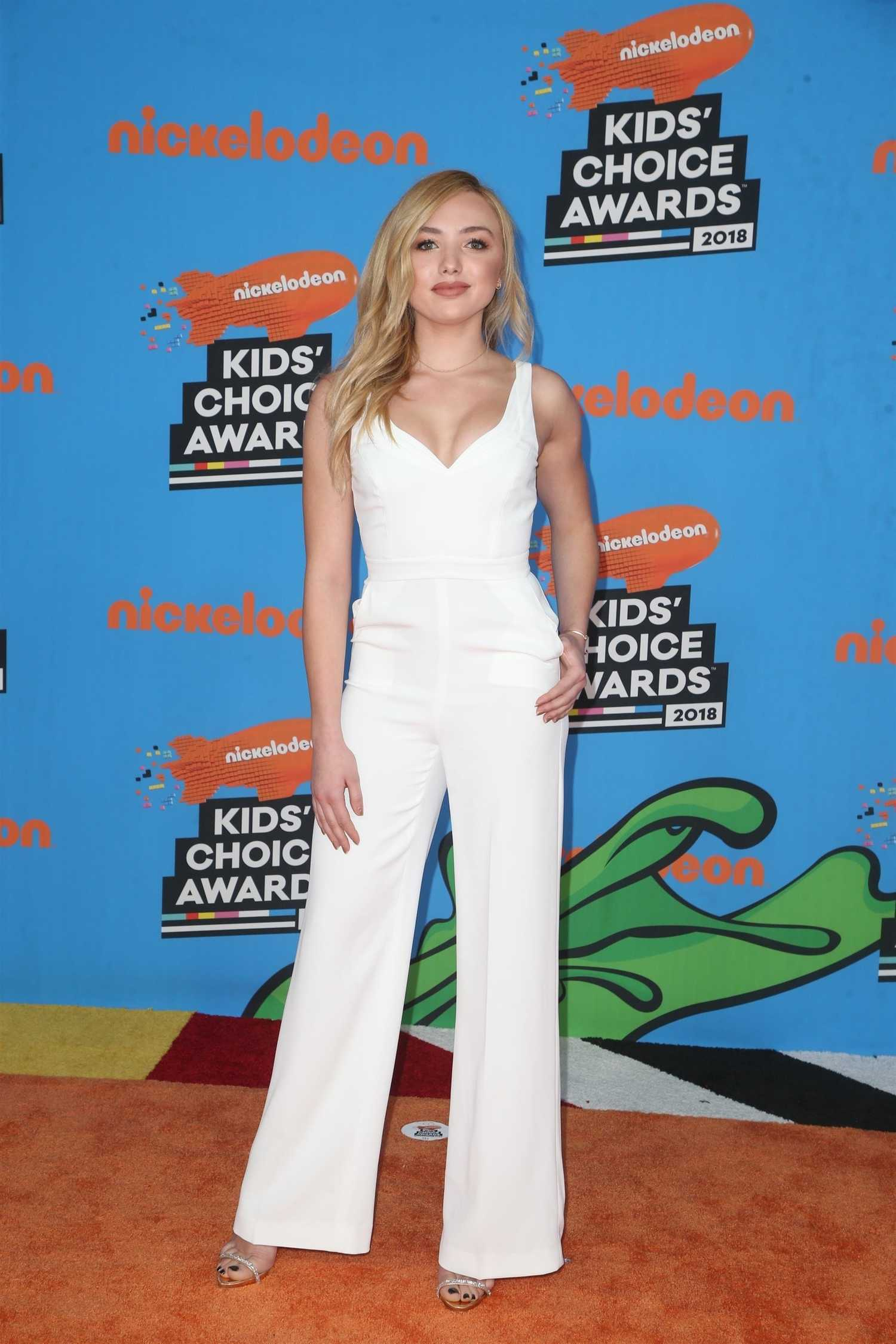 Kids choice awards 2018